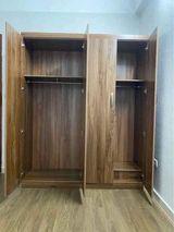Tủ áo gỗ MDF 1.6x2m 4 cánh