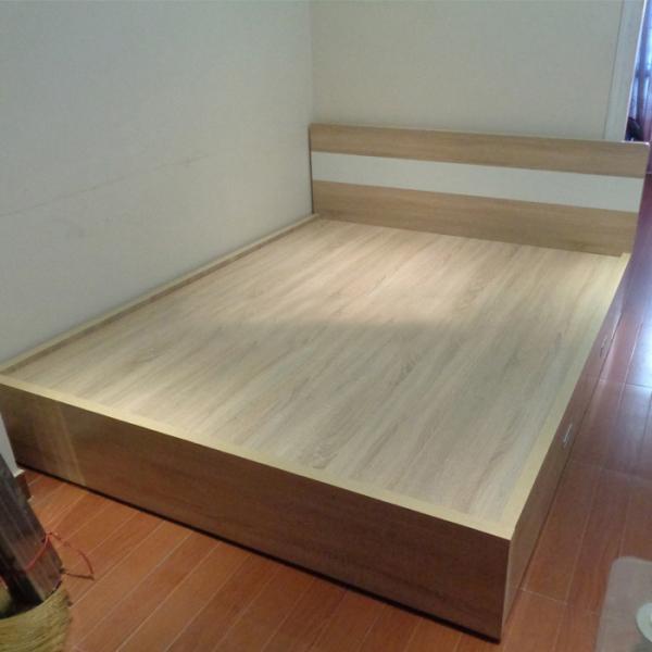 Giường hộp có ngăn kéo