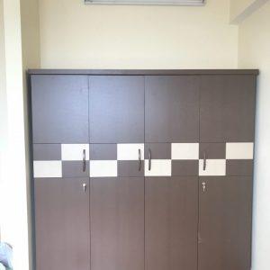 Tủ áo simily 2x2m 4 cánh