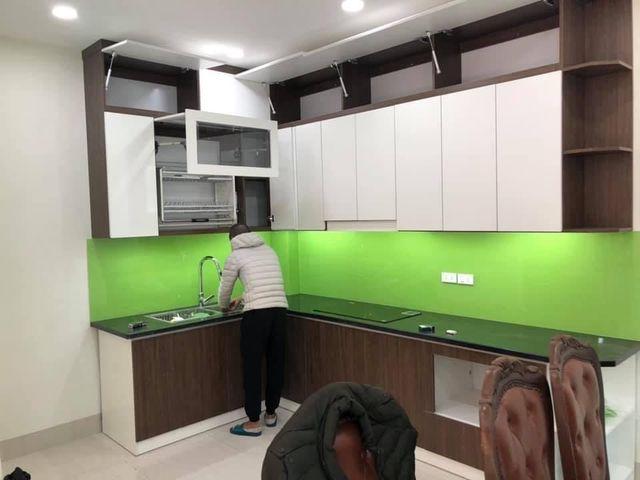 Tủ bếp tiêu chuẩn