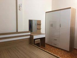 Tủ áo 1.2x2m 3 cánh 2 ngăn kéo